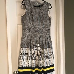 "Ellen Tracy ""city"" Dress"